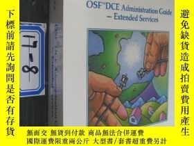 二手書博民逛書店OSF罕見DCE DFS Administration Guid