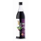 陳稼莊 天然桑椹醋-加糖 600ml/瓶~台灣本產,純天然原料精製~