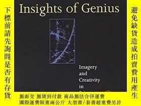 二手書博民逛書店Insights罕見of Genius: Imagery and