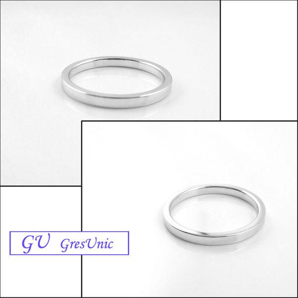 【GU】B45 女友生日禮物925純銀飾品白金尾戒 可訂14K金18K金鉑金 Asivers 銀戒指 男女款