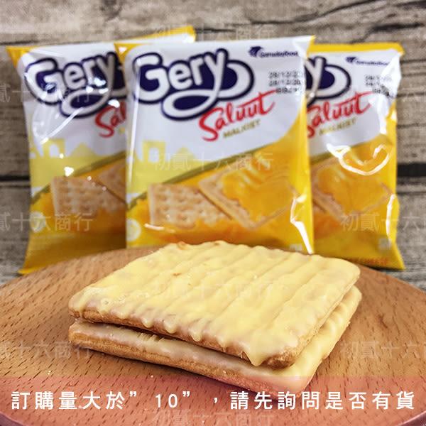 印尼零食 日日旺_Gery厚醬起司餅乾360g【0216零食團購】G515
