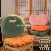 抱枕靠墊枕頭腰靠靠枕靠背墊腰枕辦公室座椅【樹可雜貨鋪】