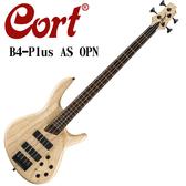 ★CORT★B4 Plus AS OPN 電貝斯