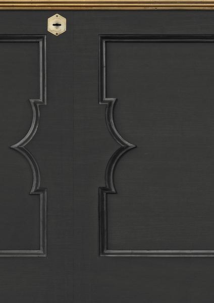 木紋 雕刻紋牆腰 仿真 荷蘭壁紙 NLXL CANE WEBBING / MRV-24