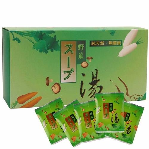 和旌  五行蔬菜湯/野菜湯 (30包/盒)
