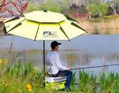 遮陽傘萬向防雨戶外釣傘