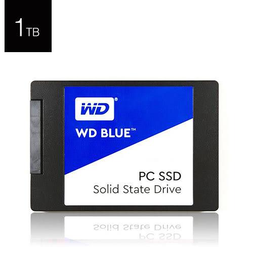 請詢問貨況 WD 威騰 BLUE 藍標 1T B 2.5吋 SATA3 SSD 固態硬碟