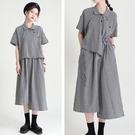 多種穿法設計洋裝連身裙日系【13-16-82092-21】ibella 艾貝拉
