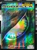 挖寶二手片-Z81-045-正版DVD-電影【酷斯拉】-哥吉拉西洋版(直購價)經典片