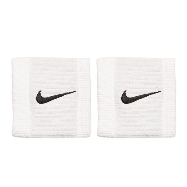 Nike Reveal [NNNJ0114OS] 護腕 腕帶 運動 打球 健身 吸濕 排汗 乾爽 彈性 白黑