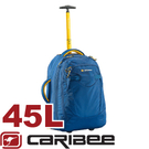 【Caribee 澳洲 FAST TRACK45 CARRY-ON拖輪背包】 CB-69022/自助旅行/後背包