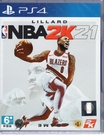 【玩樂小熊】現貨 PS4 遊戲 美國職業籃球2K21 NBA 2K21 中文亞版