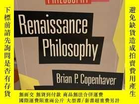 二手書博民逛書店A罕見History of Western Philosophy 3: Renaissance Philosoph