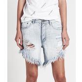 OneTeaspoon 低腰牛仔短褲 FRANKIES DENIM SHORT -  (藍)