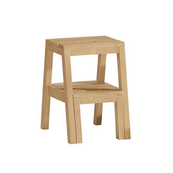 查理多功能樓梯椅-本色(18CM/528-12)【DD House】