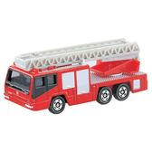 【 TOMICA火柴盒小汽車 】TM108 HINO AERIAL LADDER FIRE TRUCK ╭★ JOYBUS玩具百貨