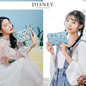Disney迪士尼緞面手機袋 化妝包 萬用包