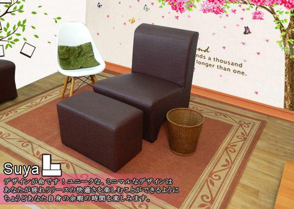 沙發 蘇雅一人座L型無扶手沙發【時尚屋】ZU免組裝/免運費台灣製/沙發組/皮沙發