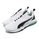 Puma 訓練鞋 LQDCELL Tension 白 黑 男鞋 運動鞋 健身房 【PUMP306】 19260503