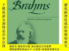 二手書博民逛書店The罕見Cambridge Companion To BrahmsY256260 Michael Musgr