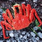 智利熟凍帝王蟹超大1.3公斤