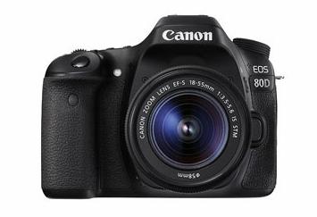 【聖影數位】Canon EOS 80D + 18-55 STM 單鏡組 平行輸入 3期0利率