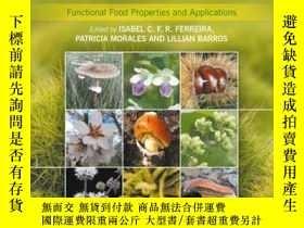 二手書博民逛書店Wild罕見Plants, Mushrooms and Nuts: Functional Food Propert