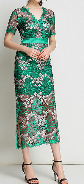 (45 Design)  訂做7天到貨 韓風婚紗禮服  高級訂製服洋裝連身裙團服訂製設計風格禮服 7