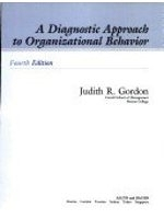 二手書博民逛書店 《Diagnostic Approach to Organizational Behaviour》 R2Y ISBN:0205120903│JudithR.Gordon