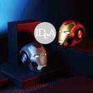 IDEA 鋼鐵人藍芽喇叭 音響藍芽 FM收音機 廣播 無線喇叭音響 重低音