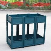 熱銷種植箱家庭陽台種菜盆架子雙層兩層蔬菜種植箱陽台菜園多層花盆立體塑料LX