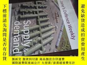 二手書博民逛書店Jane´s罕見DEFENCE WEEKLY --簡氏防務周刊,20 FEB 2019.VOL 56.ISSUE