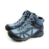 MERRELL SIREN SPORT Q2 MID GTX 多功能鞋 健行鞋 高筒 女鞋 藍色 ML12424 no885