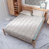 水洗棉雙人寢具三件組-暮月灰-生活工場