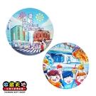 【收藏天地】台灣紀念品*水晶玻璃球冰箱貼-西門町士林造型2款 ∕ 小物 磁鐵∕ 小物 磁鐵