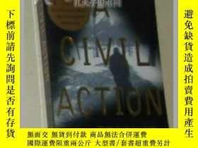 二手書博民逛書店【英文原版書】罕見A Civil Action [ Jonath