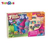 玩具反斗城 TROLLS 木製拼圖組