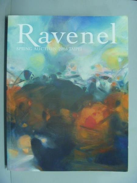 【書寶二手書T7/收藏_YCP】Ravenel_2016/6/5_Modern and…Asian Art