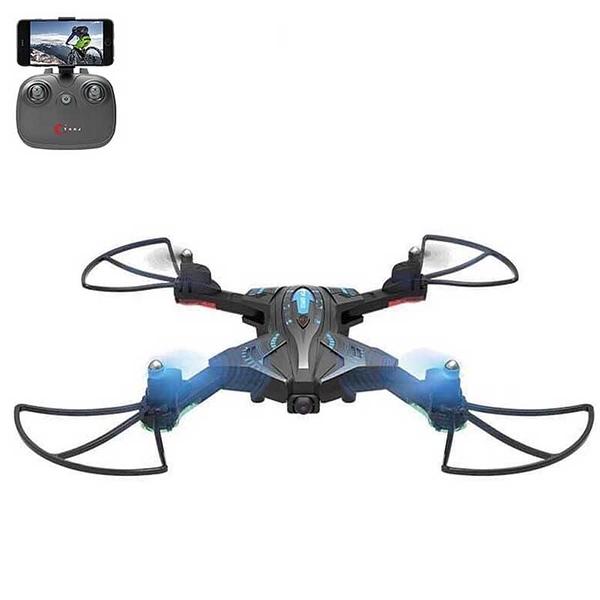 新款 遙控飛機 定位四軸摺疊空拍機 無人機 WIFI操控