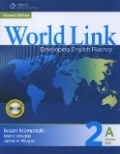 二手書《World Link, 2/e Level 2 : Combo Split 2A Student Book with Student CDROM》 R2Y ISBN:1424066867