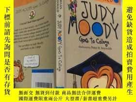 二手書博民逛書店judy罕見moody 朱迪·穆迪...Y200392