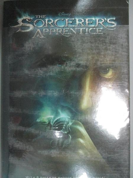 【書寶二手書T8/原文小說_OTQ】The Sorcerer's Apprentice_Ponti, James (AD