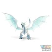 Schleich史萊奇動物模型 傳說巨龍 冰龍 70139
