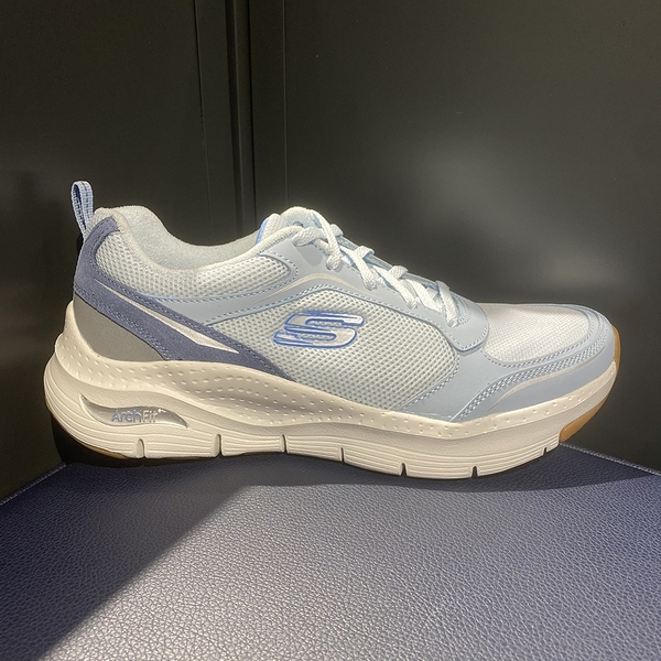 SKECHERS ARCHFIT-GENTLE STRIDE 白藍 女款 休閒 運動 健走鞋 149413LTBL