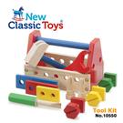 【荷蘭 New Classic Toys】10550 基礎小木匠工具組