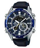 卡西歐CASIO EDIFICE數位雙顯錶款(ERA-600L-2A)原廠公司貨