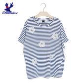 American Bluedeer-花朵刺繡上衣(魅力價)