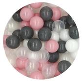 海洋球 網紅海洋球批兒童環保加厚波波球彩色球游樂場海洋球球池玩具球T