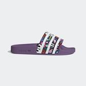 ADIDAS ADILETTE W [CG6468] 男女 涼鞋 拖鞋 水鞋 雨鞋 海灘 輕量 夏日 愛迪達 花卉