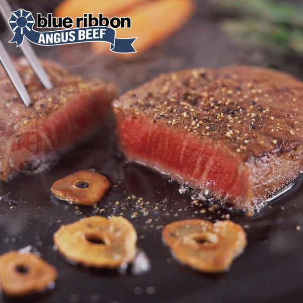 【599免運】美國PRIME藍絲帶霜降牛排1片組(120公克/1片)